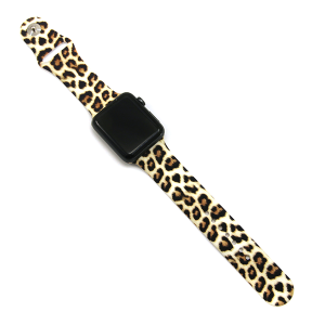 Watch Band 080a 08 42mm 44mm watch band leopard