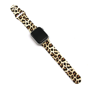 Watch Band 202a 08 38mm 40mm watch band serape leopard