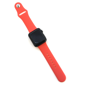 Watch Band 029 08 silicon rubber 38mm 40mm coral