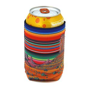 Drink Sleeve 056a 12 Tipi serape cactus landscape