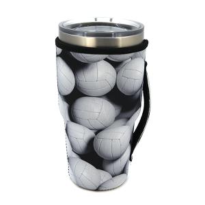 Tumbler Sleeve 020b 12 Tipi volleyball
