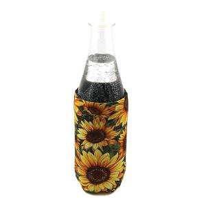 Bottle Cooler 100 12 Tipi sunflower leaves