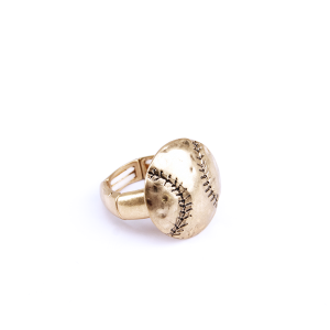 ring 005 12 Tipi baseball gold