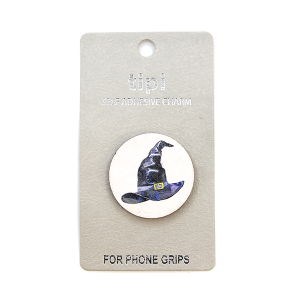 Phone Charm 055a Socket Sticker 12 Tipi Halloween Witch Hat