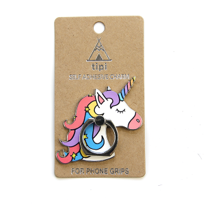 Phone Charm 062a 12 Tipi Phone Stand Ring unicorn