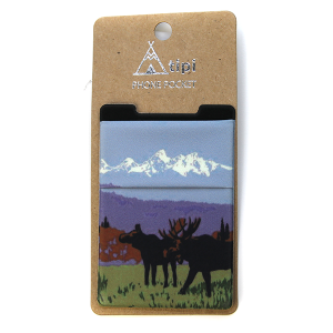 Phone Pocket 012a 12 Tipi mountains