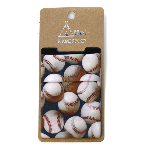 Phone Pocket 007a 12 Tipi baseball