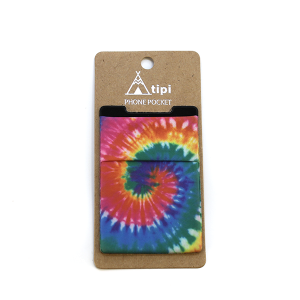 Phone Pocket 025 12 Tipi Tie Dye
