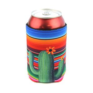 Drink Sleeve 014d 12 Tipi cactus multicolor
