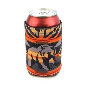 Drink Sleeve 032a 12 Tipi bear multicolor