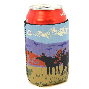 Drink Sleeve 045a 12 Tipi mountain yak