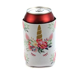 Drink Sleeve 039 12 Tipi floral unicorn