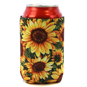 Drink Sleeve 008a 12 Tipi sunflower