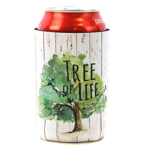Drink Sleeve 018b 12 Tipi Tree Of Life
