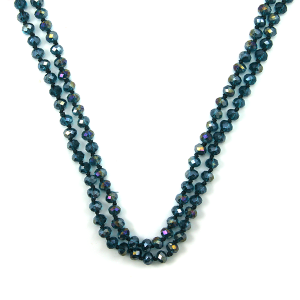 Necklace 1551g 22 No. 3 30 60 inch bead necklace bl25ab