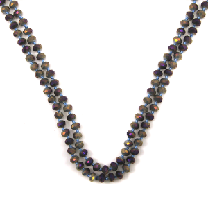 Necklace 1481 22 No. 3 30 60 inch bead necklace gy302ab