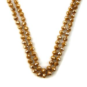 Necklace 759 22 No. 3 30 60 inch necklace mu282