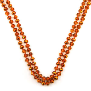 Necklace 848e 22 No. 3 30 60 inch bead necklace or351ab