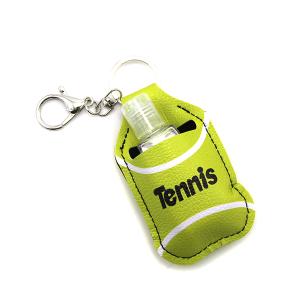 Hand Sanitizer Keychain 086 tennis