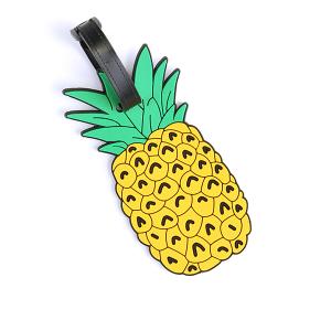 Luggage tag 049 Pineapple