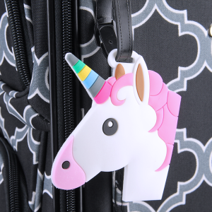 luggage tag 031 34 Unicorn