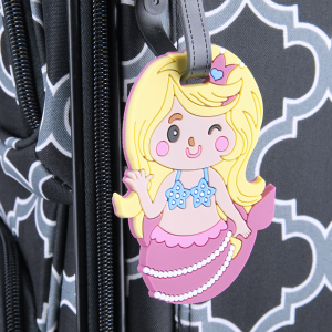 luggage tag 030 34 Mermaid
