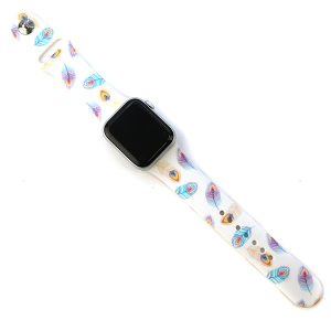Watch Band 142b 38mm 40mm Watch Band Peacock