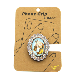 Phone Grip 025a 47 Oori western cowgirl patina
