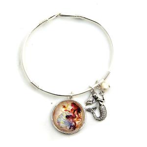Bracelet 106d 47 Oori mermaid charm bracelet