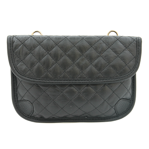 Proya 60-223 quilted clutch crossbody black