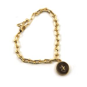 Bracelet 159g 78 A Project chain bracelet star mocha