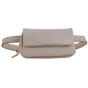 Isabelle 87673 fashion fanny pack beige