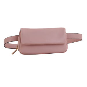 Isabelle 87673 fashion fanny pack blush