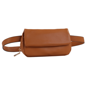 Isabelle 87673 fashion fanny pack tan