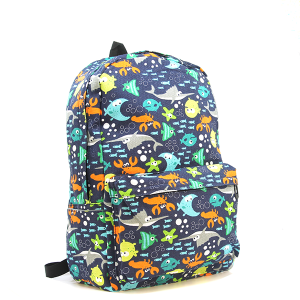 Classic backpack - Sea Life