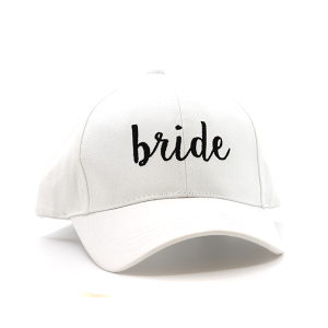 CC Cap 207 bride white