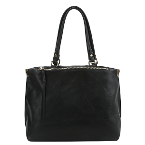 Handbag Republic BAD0003 fashion tote black