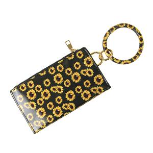 Wrist Wallet BB139X116SF Bijorca sunflower black