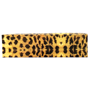 display gift box BX2882 8inch 100pc leopard