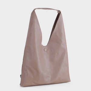 Isabelle DB19622 reversible hobo mauve dark brown