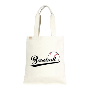 LOF ECO-228 shopping tote baseball beige