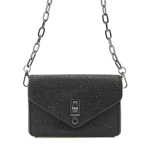 Like Dreams H941712 rhinestone crossbody black