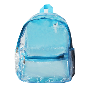 Nima HBG102973 transparent backpack blue