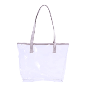 Nima HBG103282 transparent tote gray