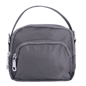 Nima HBG103360 mini nylon bag gray