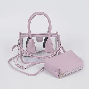 3AM HPC3468 2in1 mini satchel clutch lavender