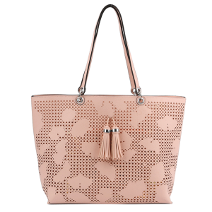handbag republic JY-0216 2 in 1 tote blush
