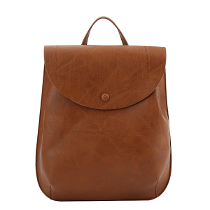 Handbag Republic L-0230 convertible fashion backpack brown