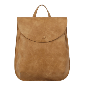 Handbag Republic L-0230 convertible fashion backpack tan