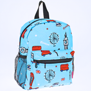 luggage 6012 youth backpack London light blue